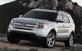 Ford Explorer 1991 - eight suvs that became crossovers
