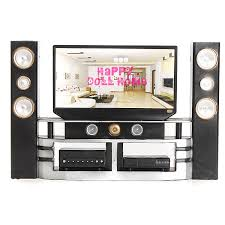 new arrival mini hi fi 1 6 tv home theater cabinet set combo for