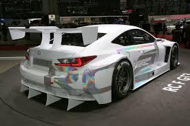 lexus sports car rc 350 2015 lexus rc 350 f sport rc f gt3 concept at geneva motor trend