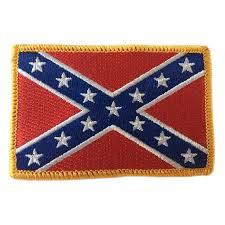 Confederate Battle Flag Meaning Confederate Tactical Patches Gadsden And Culpeper