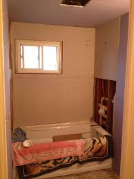 100 how to install cement board on bathroom floor shower 7