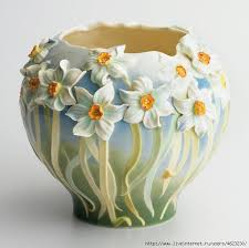 Polymer Clay Vases 156 Best Polymer Clay Vases Images On Pinterest Fimo Clay