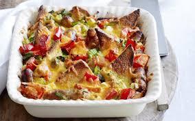 poivron cuisine toast au four saucisse et poivron cuisine et recettes