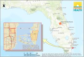 Greater Orlando Area Map by Is Zika A Threat For Orlando Vacations Information For Families