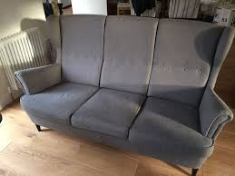 Ikea Strandmon Armchair Ikea Strandmon Wing Chair Sofas 3 Seater And 1 Seaters In