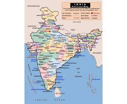 New Delhi India Map by Maps Of India Detailed Map Of India In English Tourist Map