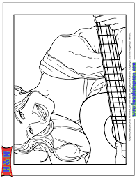 hannah montana playing guitar coloring page h u0026 m coloring pages