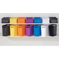 amazon com interdesign una wastebasket trash can 12