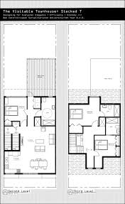 Stacked Townhouse Floor Plans by Adventure Blog U2014 Js