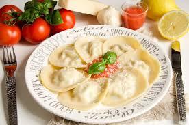 boursin cuisine recette ravioles au boursin cuisine et au jambon cru
