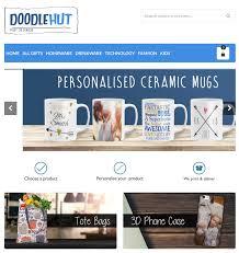 doodlehut offers personalised u0026 print on demand custom gateway