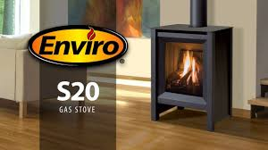 s20 freestanding gas stove burn example youtube