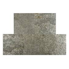 pebble tile natural stone tile the home depot