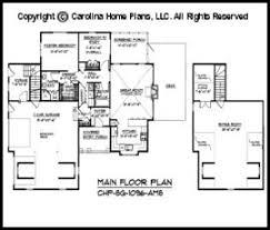 craftsman cottage floor plans small craftsman cottage house plan chp sg 1096 ams sq ft