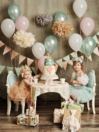 14 springtime birthday party themes for girls tea parties teas