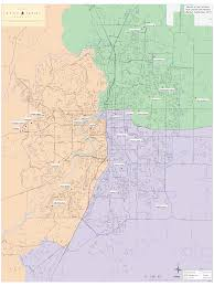 Map Of Bend Oregon by Bend La Pine Schools Attendance Areas