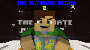 captainsparklez minecraft 1 8 9 the ultimate block 2 new u0026 fun puzzles played by