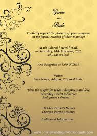 wedding invitation e card wedding e invitations free yourweek 60b055eca25e
