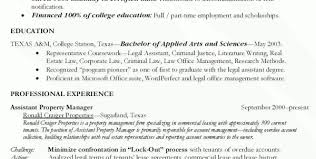 Property Manager Sample Resume by Sample Resume Assistant Relationship Manager Sample Resume For