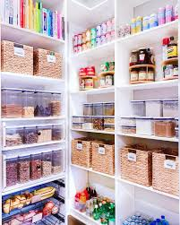 how to store food in cupboards organize your kitchen cabinets in nine easy steps martha