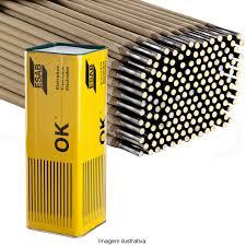 eletrodo 3 25mm e7018 esab r 359 99 ferramentas kennedy