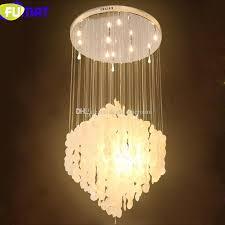 Seashell Light Fixture Fumat Shells Pendant Lighting Nordic Shells Light Fixtures