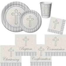 confirmation party supplies party supplies cross decoration girl baptism decoration