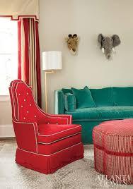 red sofa design ideas