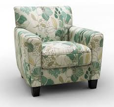 Floral Accent Chair Discount Accent Chairs Chicago