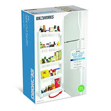 pull out pantry cabinets amazon com