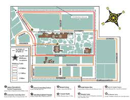 health wellness map youngstown state university