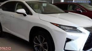 lexus hang xe nuoc nao hà nội bán xe lexus rx350 nhập khẩu 2016 xe mới giá 3 59 tỷ