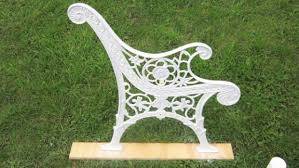 How To Restore Metal Outdoor Furniture by Weekend Diy How To Restore A Cast Iron Garden Bench Stuff Co Nz