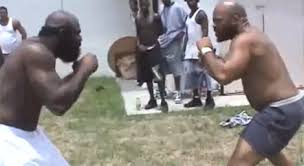 Backyard Brawlers Internet Legend Kimbo Slice U0027s First Backyard Fight
