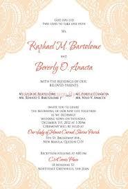 wedding invitations quezon city traditional philippines invitations philippines wedding