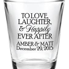 wedding favor glasses wedding favors 144 personalized 1 5oz from factory21 on etsy
