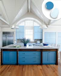 kitchen island colors with wood cabinets 12 kitchen cabinet color ideas two tone combinations this