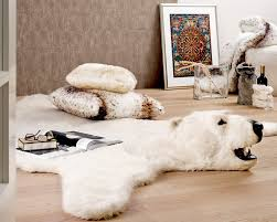 bizarre yet awesome bear skin rugs med art home design posters