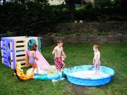 Backyard Slip N Slide Kidspert Field Day