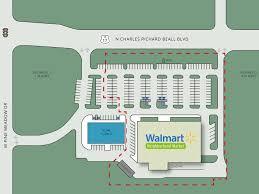 Walmart Floor Plan Walmart Ground Lease Featured Listing Sambazis Retail Group