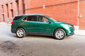 chevy equinox 2018 chevrolet equinox fwd lt 2 0t review giddy up