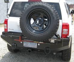 jeep patriot spare tire mount rear multicarrier jeep patriot jeep jeep patriot