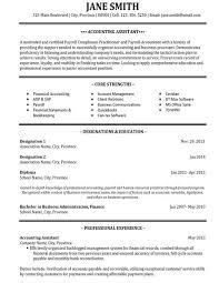 Accounting Clerk Resume Sample by Download Accounting Resume Haadyaooverbayresort Com