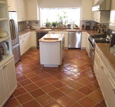 Mexican Tile Kitchen Ideas Kitchen Small Kitchen Floor Tile Ideas With Grey Floor Choosing