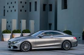 mercedes coupe 2015 2015 mercedes benz s class coupe side front