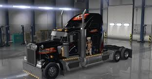 kenworth k200 usa kenworth w900 usa themed mod mod ats mod american truck