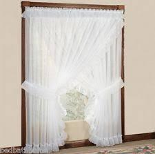 Primitive Curtain Tie Backs Priscilla Curtains Ebay