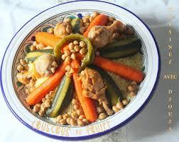 cuisine alg ienne couscous recette couscous au poulet facile couscous poulet couscous et