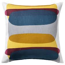 decor linen black narrow decorative lumbar pillows for sofa and