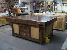 Build Wood Workbench Plans by 131 Best Workbenches Images On Pinterest Woodworking Projects